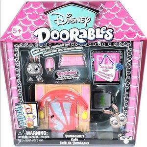 Disney Doorables Mini Stack Playset - Zootopia